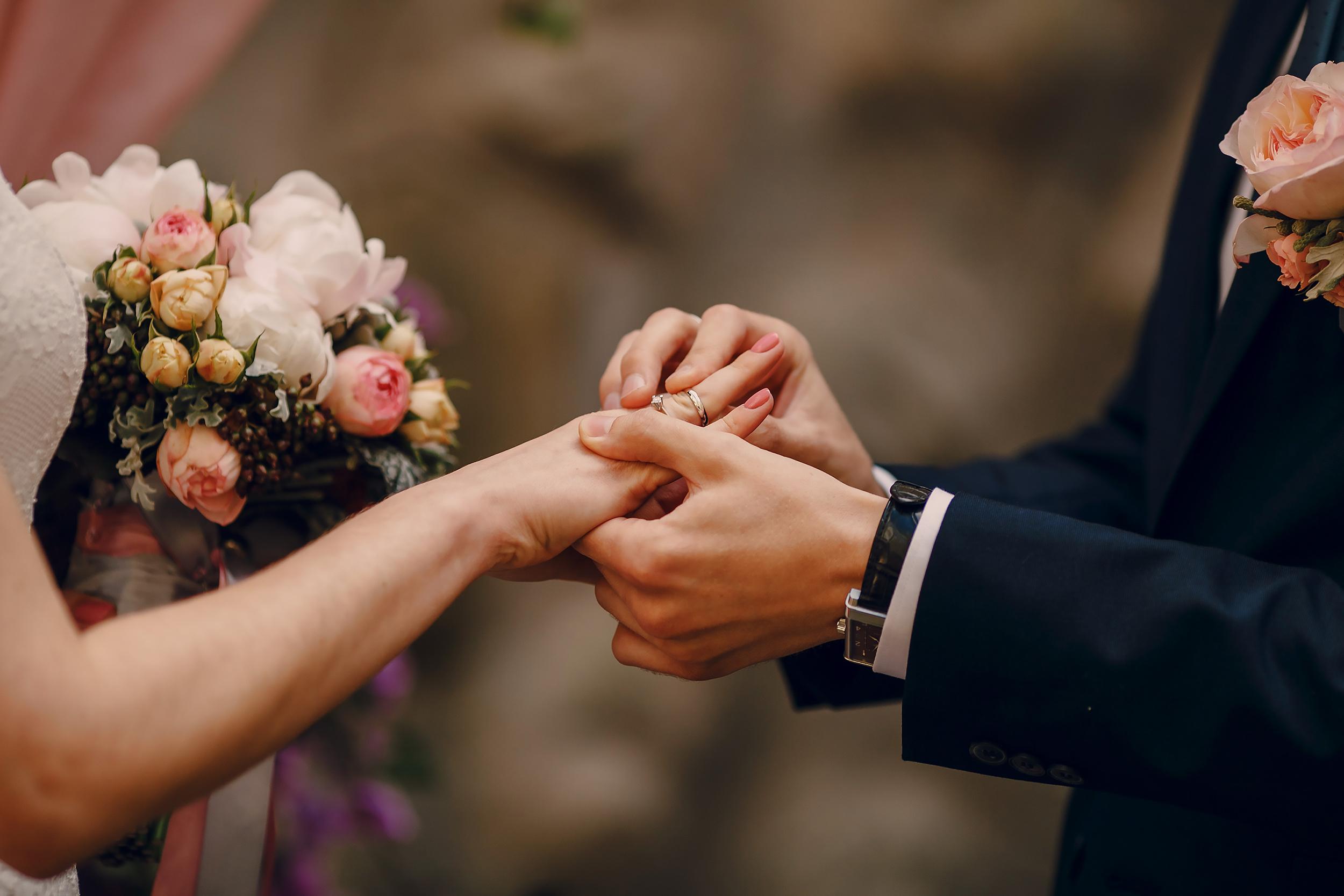 esküvő a Fenyves Hotelben